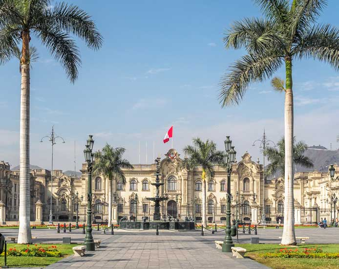 Government Palace of Peru