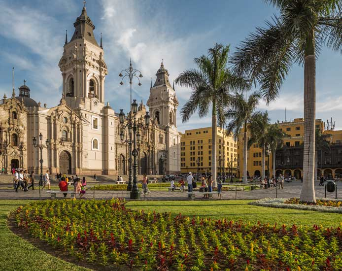 Lima-main-square