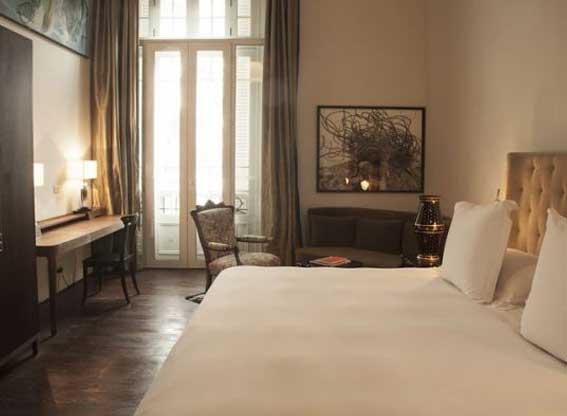 Arts Boutique Hotel B Atelier Bedroom