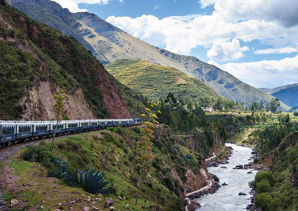 Belmond Andean Explorer Exterior