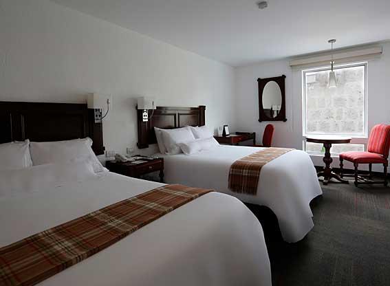 Casa Andina Premium Arequipa Bedroom