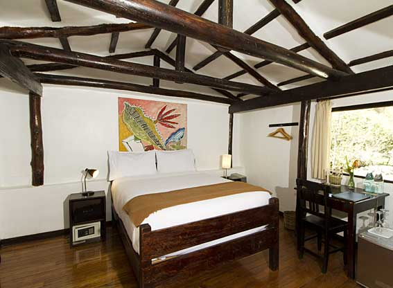 El Albergue Double Bedroom