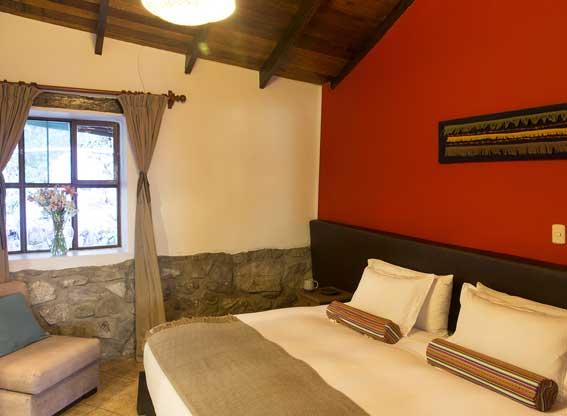 Mountain Lodges of Peru Salkantay Trek Lucma Bedroom
