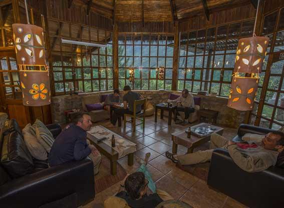 Mountain Lodges of Peru Salkantay Trek Lucma Lounge