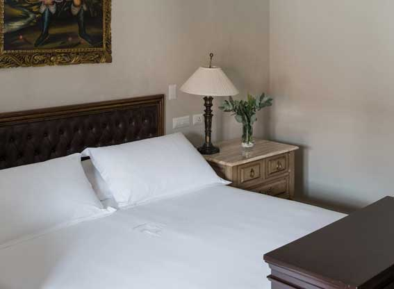 Junior Suite at Hotel Monasterio