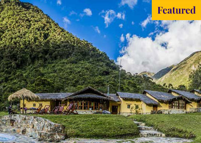 Mountain Lodges of Peru for the Salkantay Trek