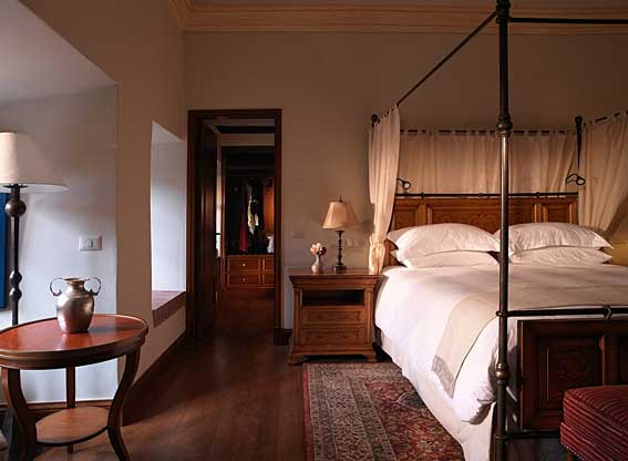 Belmond Palacio Nazarenas One Bedroom Suite