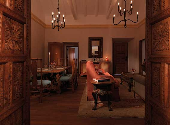Belmond Palacio Nazarenas Signature Suite