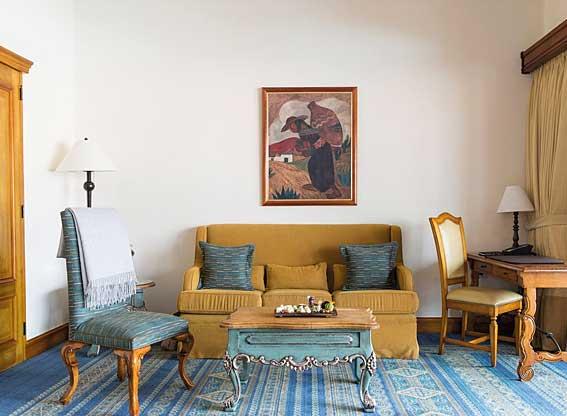Belmond Palacio Nazarenas Studio Suite