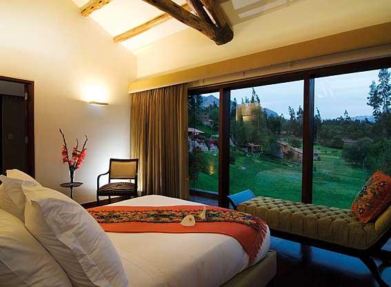 Villa Bedroom at Rio Sagrado