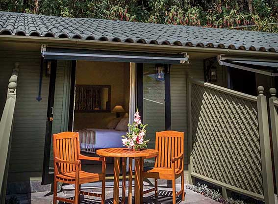 Sanctuary Lodge Deluxe Terrace