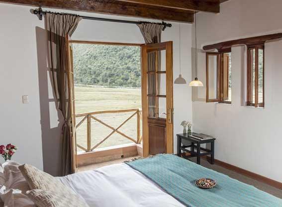 Mountain Lodges of Peru Salkantay Trek Sakantay Bedroom