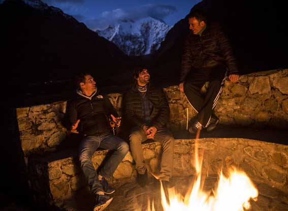 Mountain Lodges of Peru Salkantay Trek Sakantay