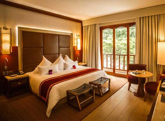 Samaq Hotel Bedroom