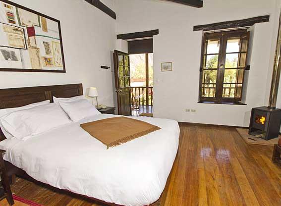 El Albergue Superior Bedroom