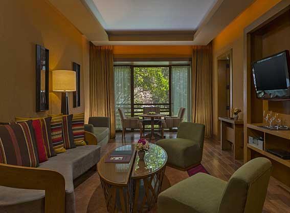 Junior Suite at Tambo del Inka