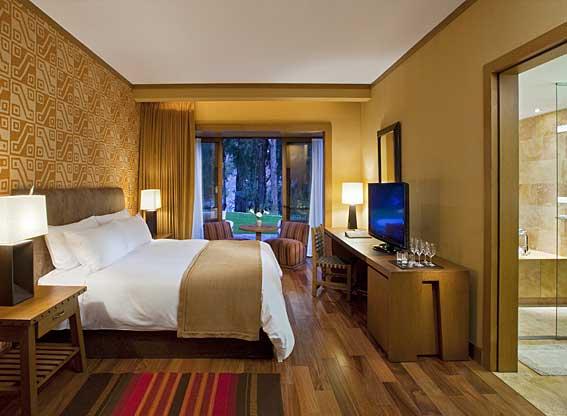 Deluxe Bedroom at Tambo del Inka