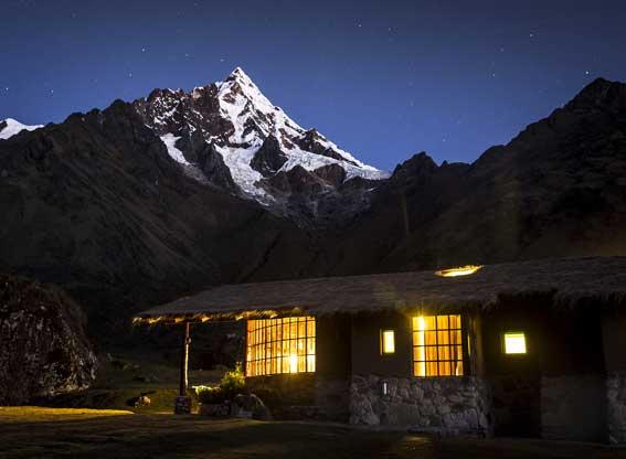 Mountain Lodges of Peru Salkantay Trek Wayra Exterior