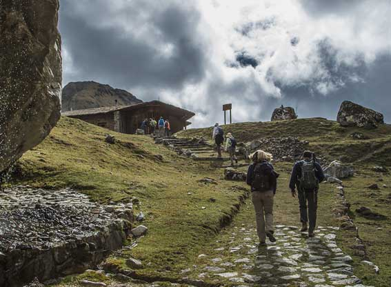 Mountain Lodges of Peru Salkantay Trek Wayra