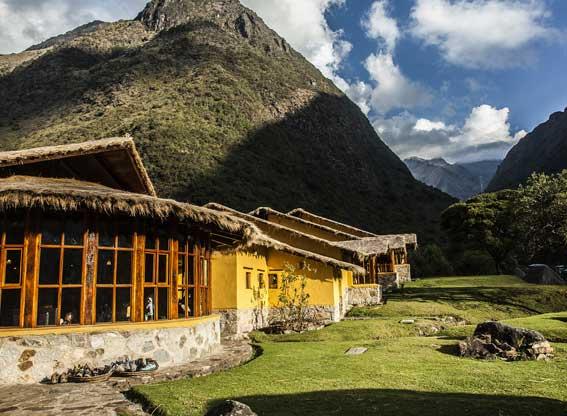 Mountain Lodges of Peru Salkantay Trek Colpa Exterior