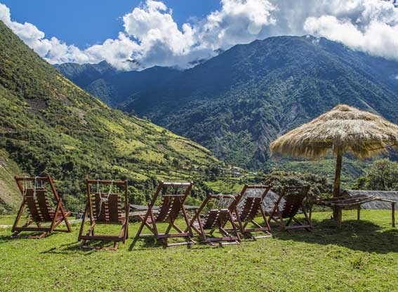 Mountain Lodges of Peru Salkantay Trek Colpa