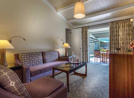 Sanctuary Lodge Suite