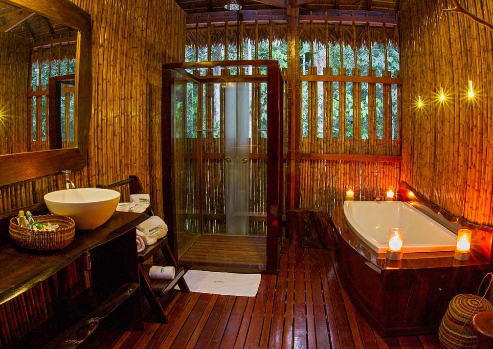 Amazon Villa Bathroom