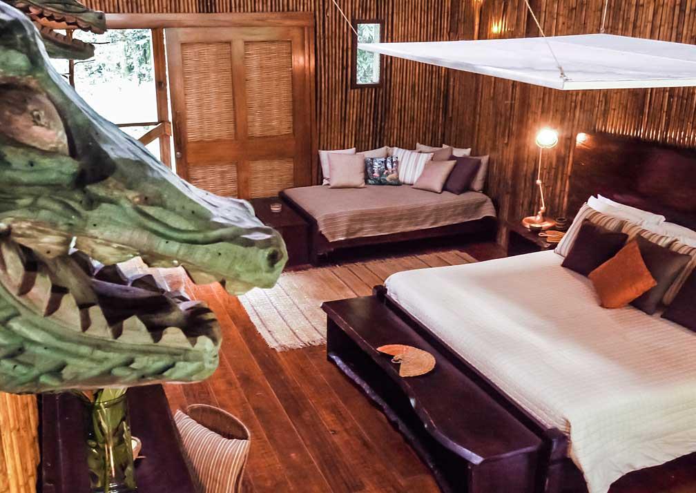 Amazon Villa Bedroom