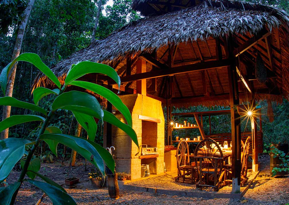 Amazon Villa Grill