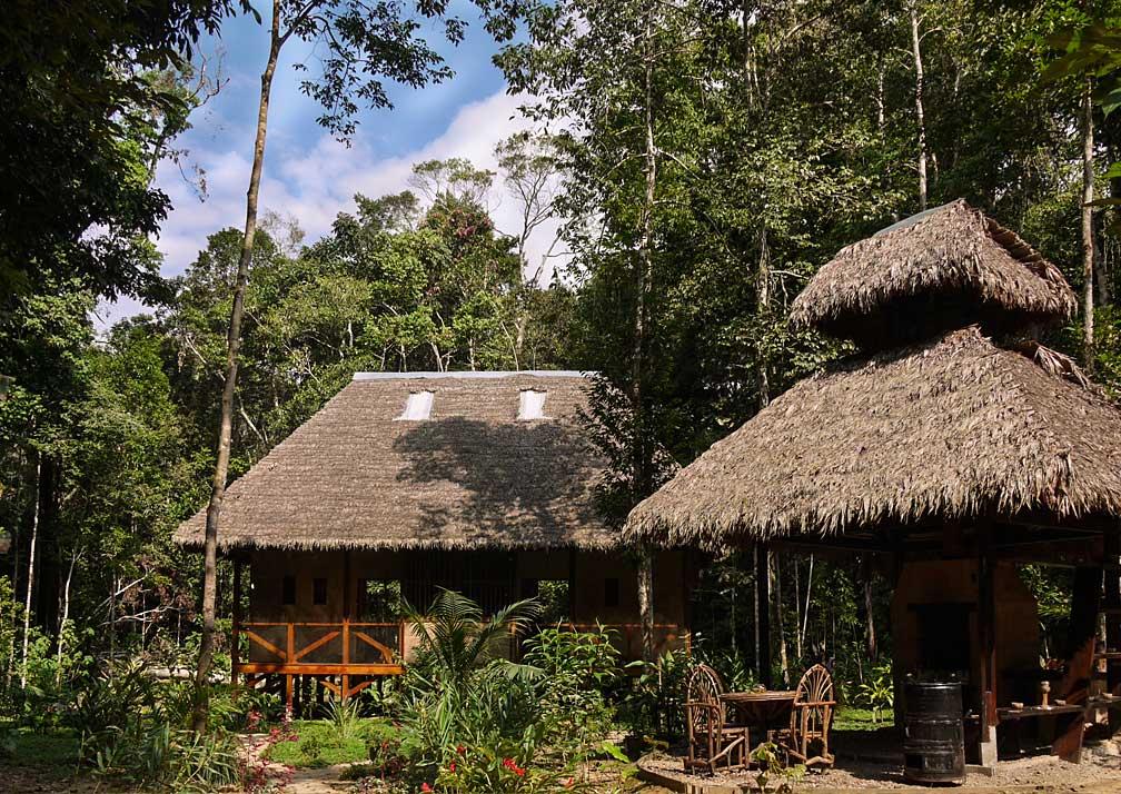 Amazon Villa Exterior