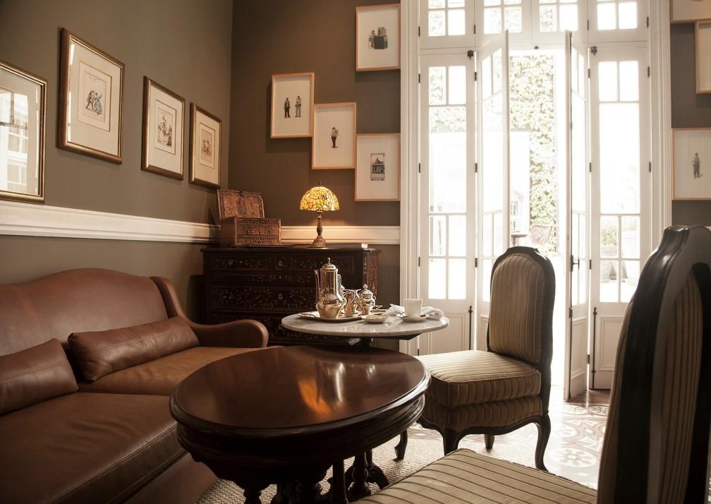 Arts Boutique Hotel B Lounge