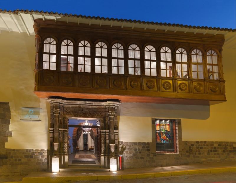 Aranwa Cusco Boutique Hotel Exterior