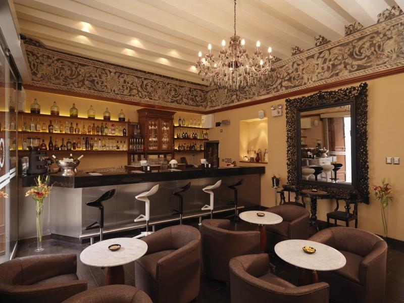 Aranwa Cusco Boutique Hotel Bar