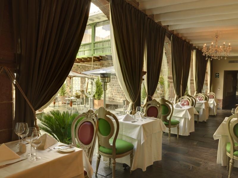 Aranwa Cusco Boutique Hotel Dining