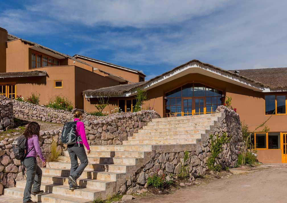 Arriving-Huacahuasi