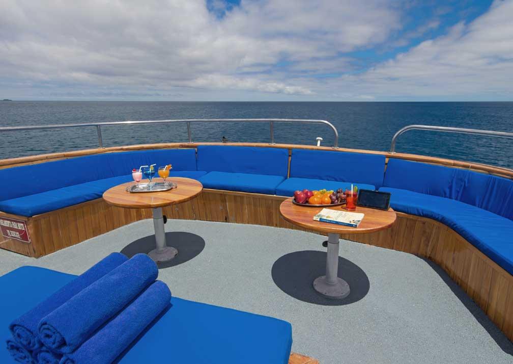 Beluga-deck