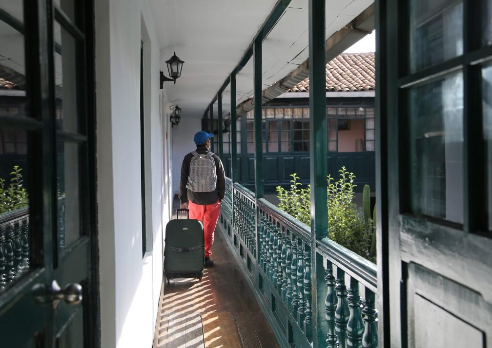 Casa Andina Cusco Koricancha Hallway
