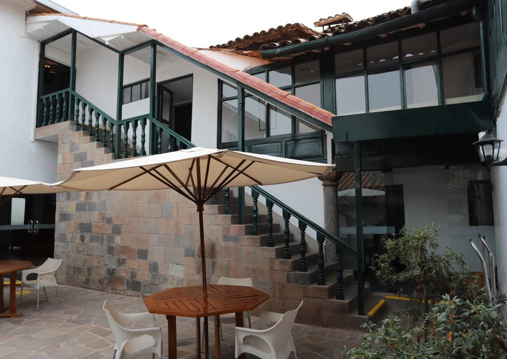 Casa Andina Cusco Koricancha Exterior
