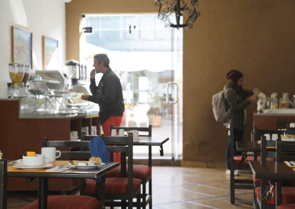 Casa Andina Cusco Koricancha Breakfast