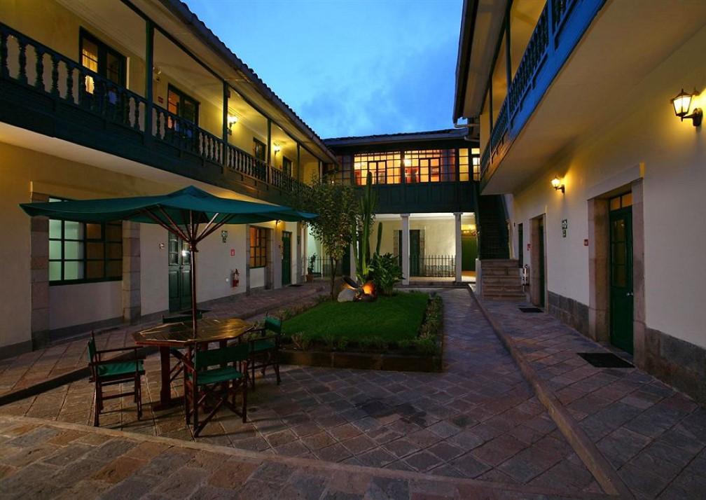 Casa Andina Cusco Koricancha Courtyard