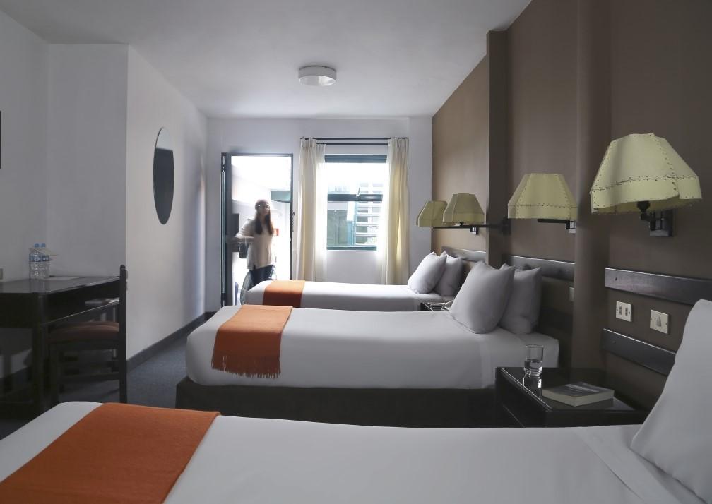 Casa Andina Cusco Koricancha Bedroom
