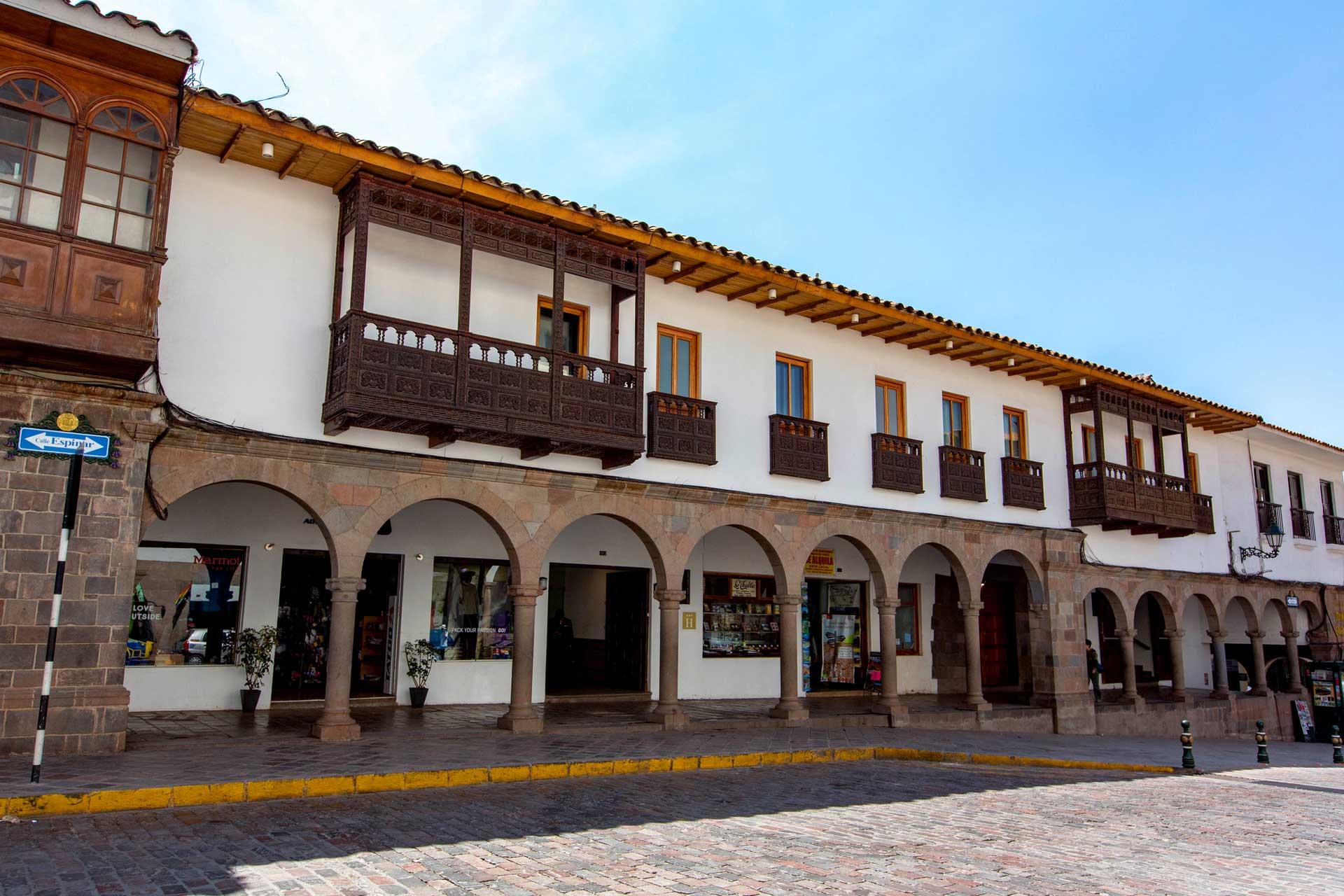 Casa Andina Cusco Plaza