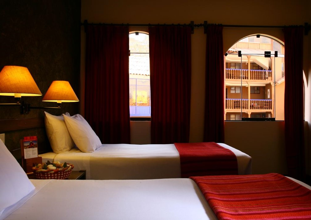 Casa Andina Cusco Plaza Bedroom
