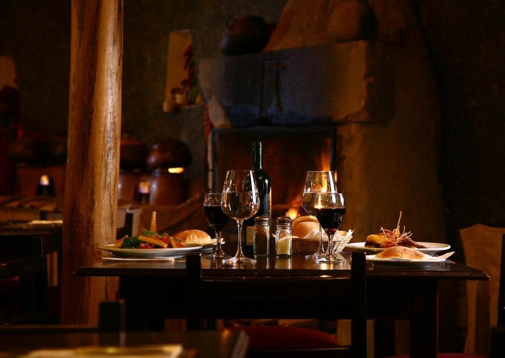 Casa Andina Cusco Plaza Dining