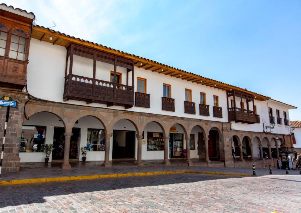 Casa Andina Cusco Plaza Exterior