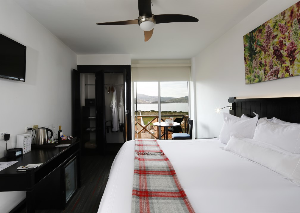 Casa Andina Premium Puno Bedroom
