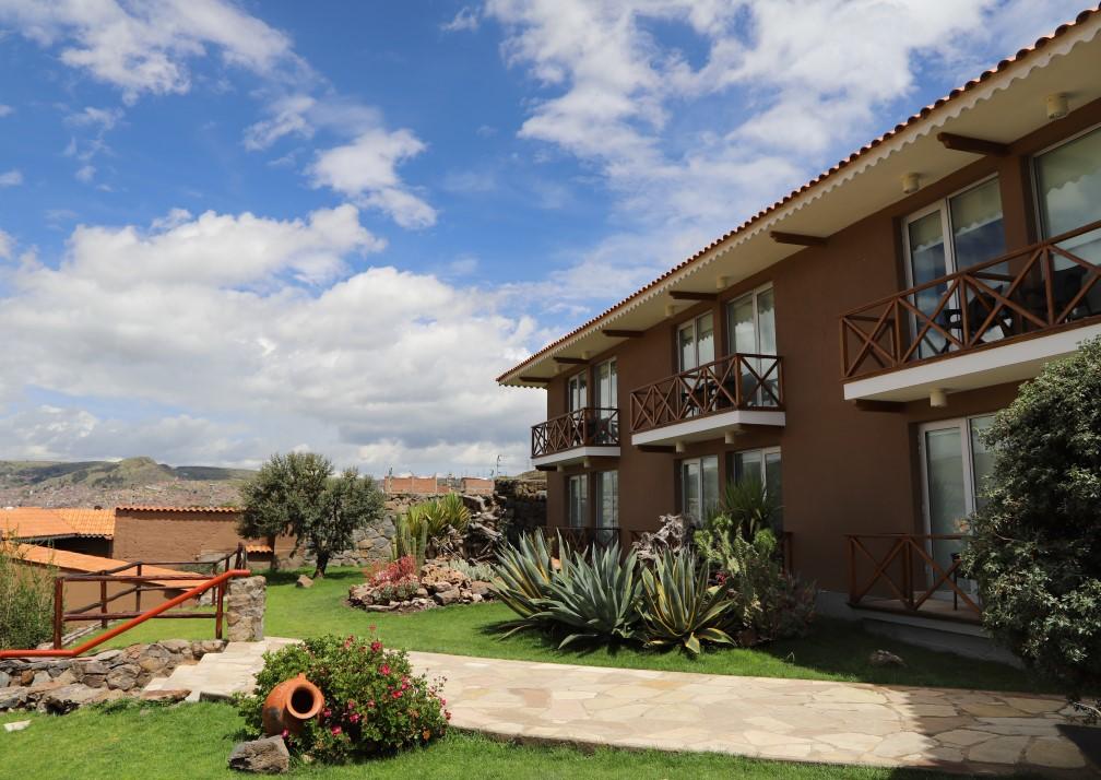 Casa Andina Premium Puno Exterior