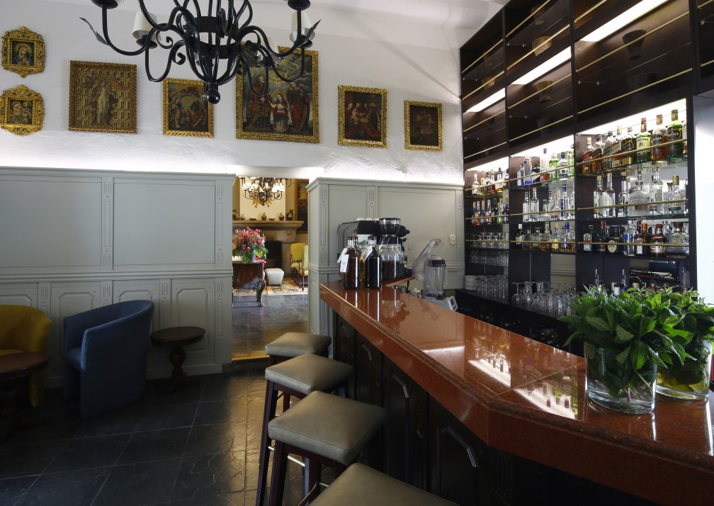 Casa Andina Premium Cusco Bar