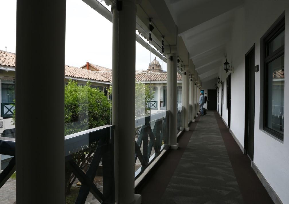Casa Andina Premium Cusco Hallway