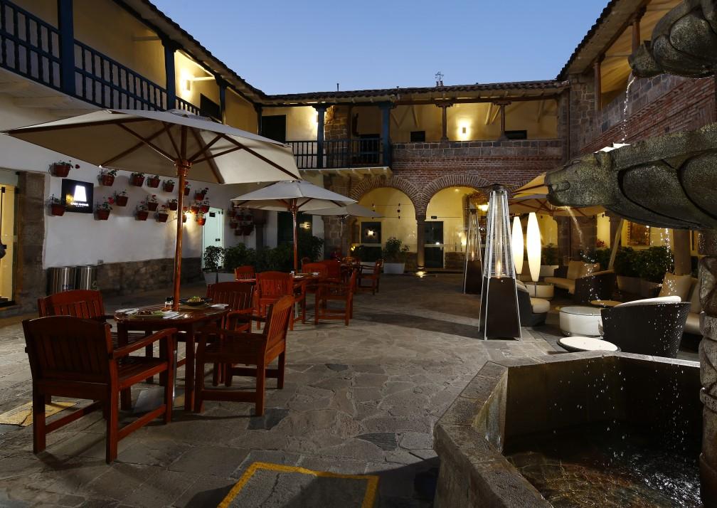 Casa Andina Premium Cusco Courtyard